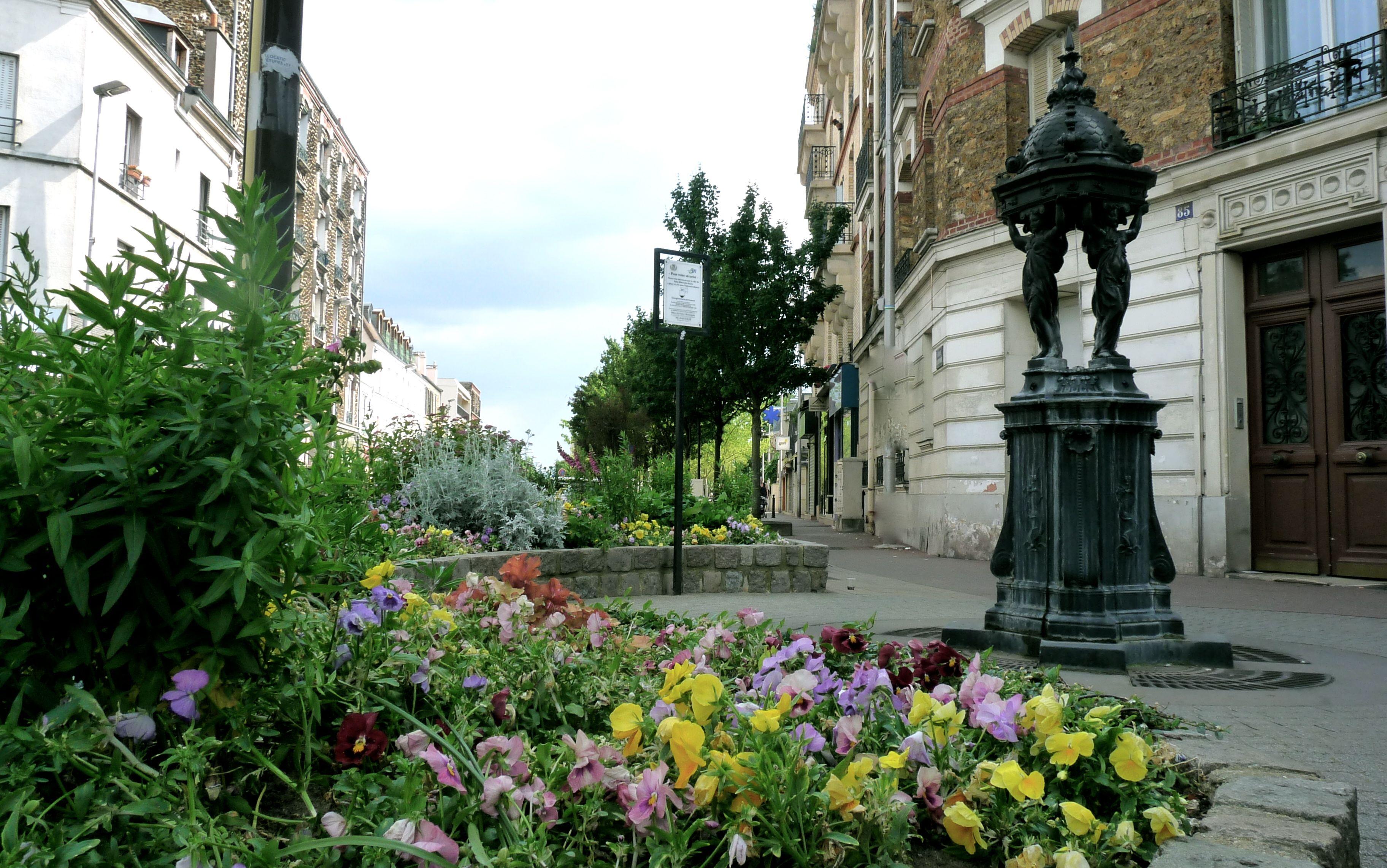Logement et renouvellement urbain st phanie chupin for Garage place des marronniers saint maur