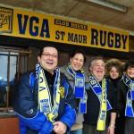 Soutien à VGA St Maur Rugby