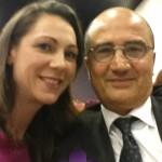 Avec mon ami Alexis Govciyan conseiller régional